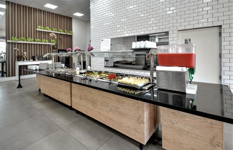 Empresa de refeição industrial
