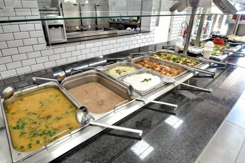 Empresa de refeições coletivas em são paulo