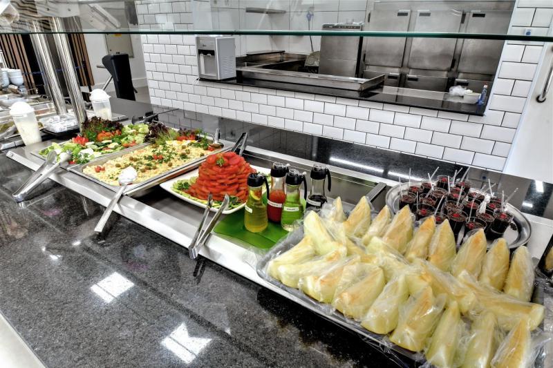 Serviço de fornecimento de refeição
