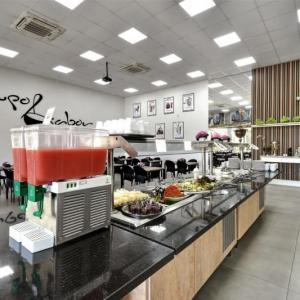 Empresa café da manhã empresarial